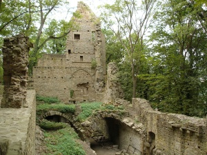 ruins of Disibodenberg